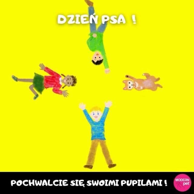 Czołem Psiakomaniacy!   Dzisiaj Dzień Psa!  Jak go świętowaliście? Długi spacer? Pakiet przysmaków? Może jeszcze inaczej?  Pochwalcie się zdjęciami swoich czworonogów!  Jak zapomnieliście otym szczególnym dniu tonic straconego!  https://sklep.modernpet.pl/pl/ Zapraszamy!  #Dzienpsa #dogs #psy #modernpet #zealandia #powerofnature